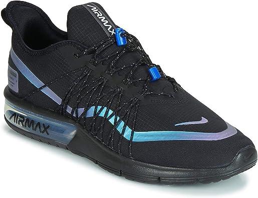 Nike Nike Air Max Sequent 4 Shield Men'S blackracer blue