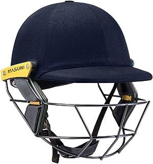 Masuri test originale Junior casco in acciaio (griglia)–Junior Large, marrone