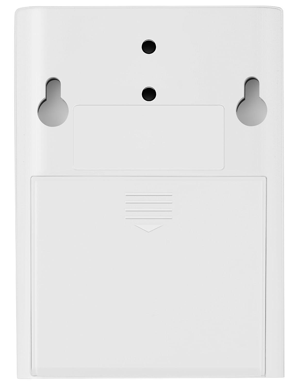 mumbi kabellose Funk T/ürklingel Haust/ürklingel T/ürgong mit Batterie Empf/änger in wei/ß
