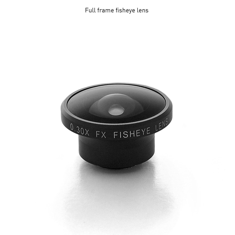 Amazon.com : bitplay Professional Full Frame Fisheye iPhone Camera ...