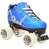 Labeda Voodoo U3 Kentucky Blue Quad Roller Derby Skates