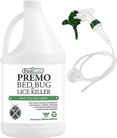 Amazon.com: Spray matador de insectos, piojos y ácaros – 128 ...