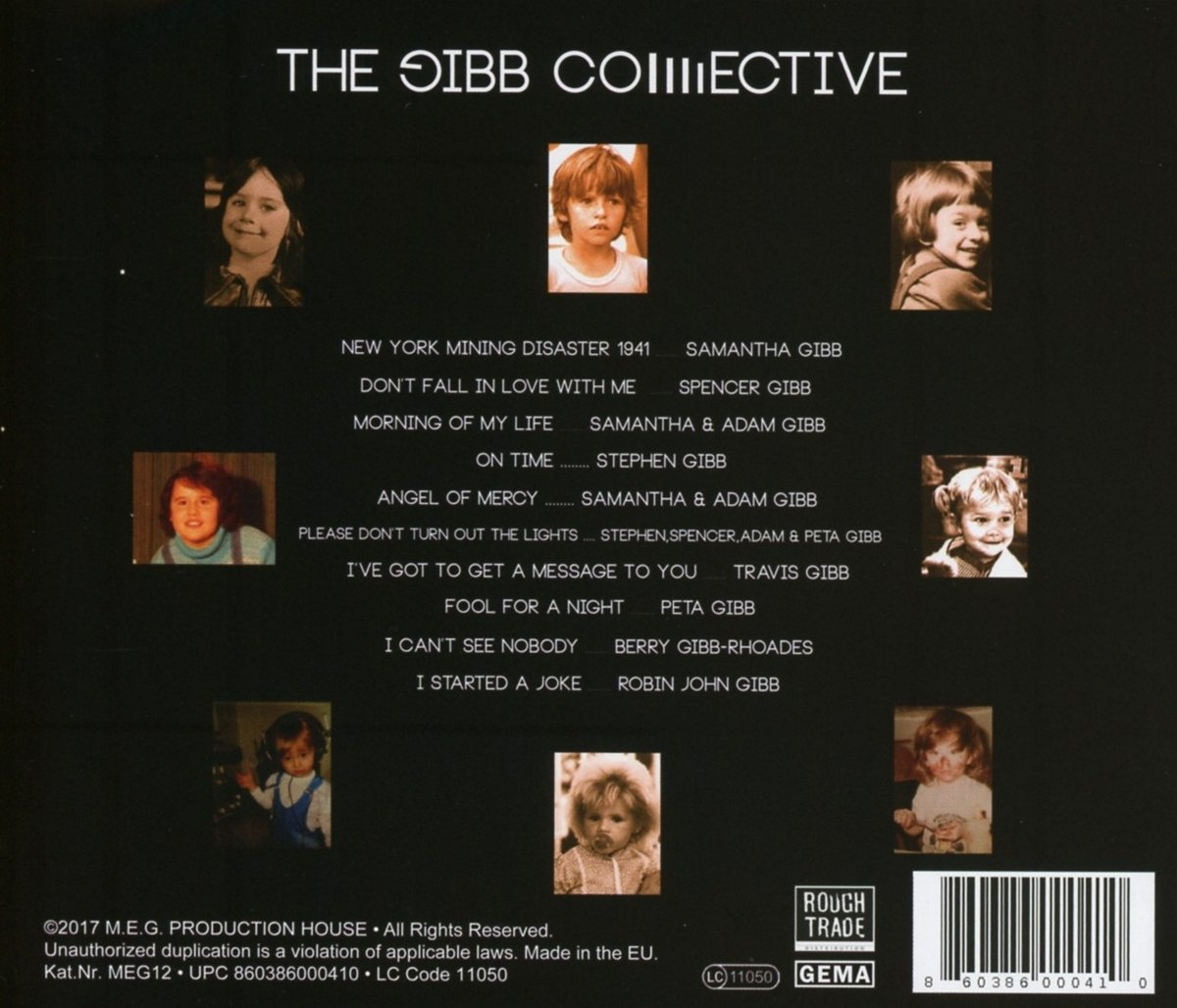 Gibb Collective Please Don T Turn Out The Lights Amazon Com Music
