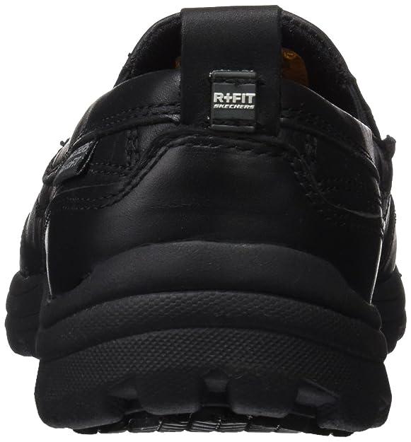Hobbes, Chaussures de Sécurité Homme, Noir (Bol), 47.5 EUSkechers