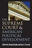 The Supreme Court and American Political Development