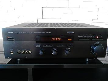 Yamaha DSPA 492 amplificador