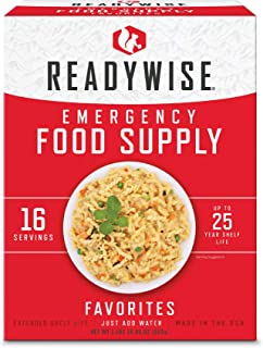 product image for Wise Foods Emergency Survival Freeze Dried Food Favorites Sample