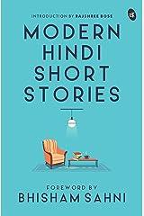 Modern Hindi Short Stories Kindle Edition