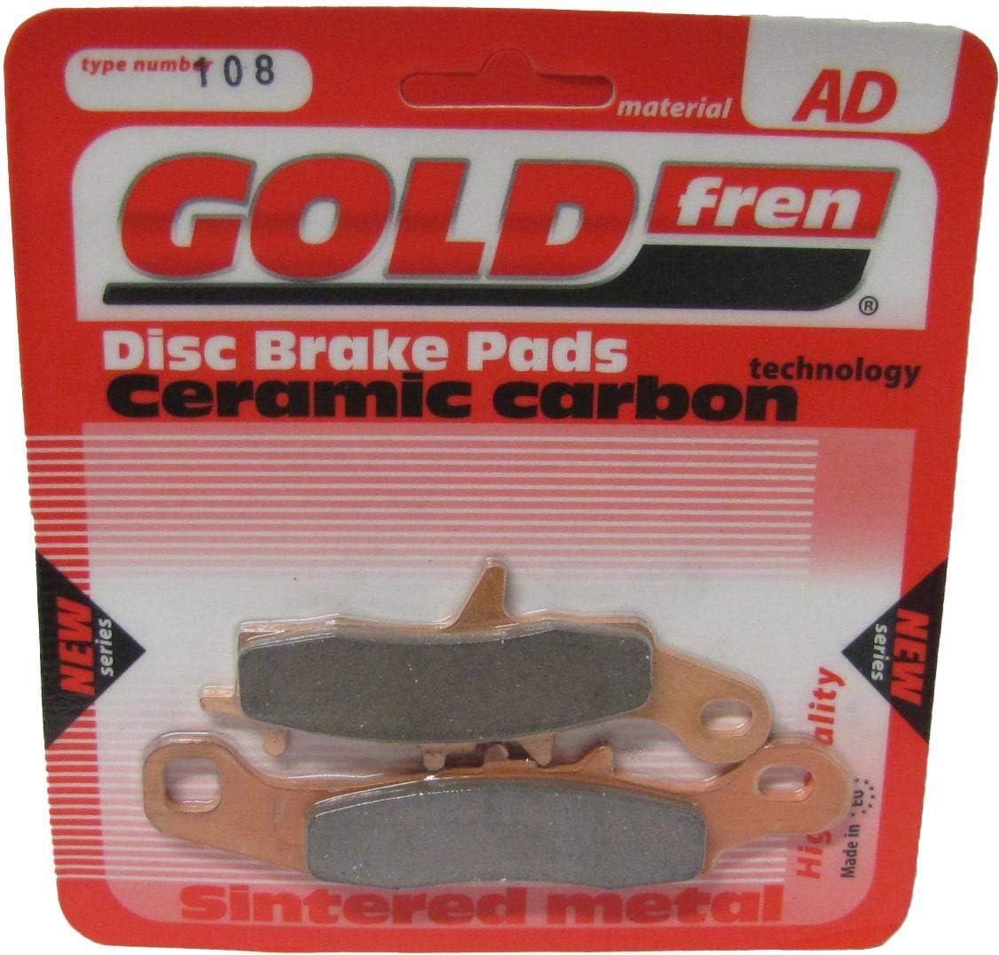 Kawasaki KX 85 ABF Brake Disc Pads Front R//H Goldfren 2011