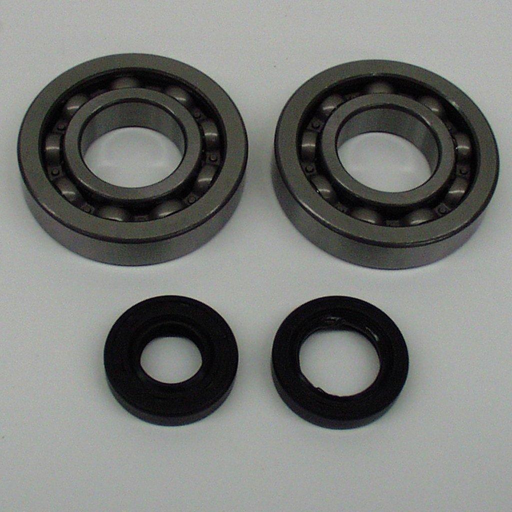 Albero motore cuscinetti sterzo inclusi anelli da Simmer, Honda X8R, 50 ccm per Honda X8R, 50 AF49 50ccm per Honda X8R 50AF49 ScooterLibre
