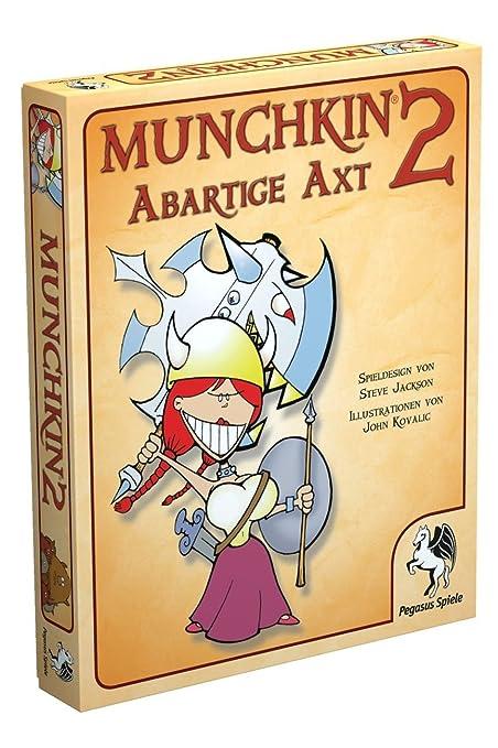 Pegasus Spiele 17110G - Munchkin 2
