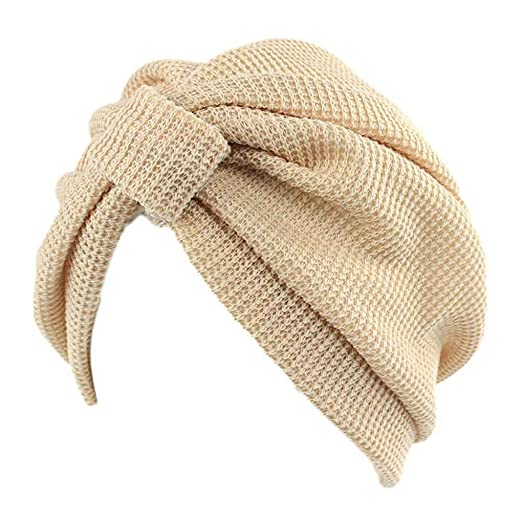 83f9a8b6e2683 Amazon.com  Women s Fitted Warm Knit Cross India Cap Hat Slouchy ...