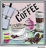 Ravensburger - 29013 0 - Numéro d'Art - Coffee