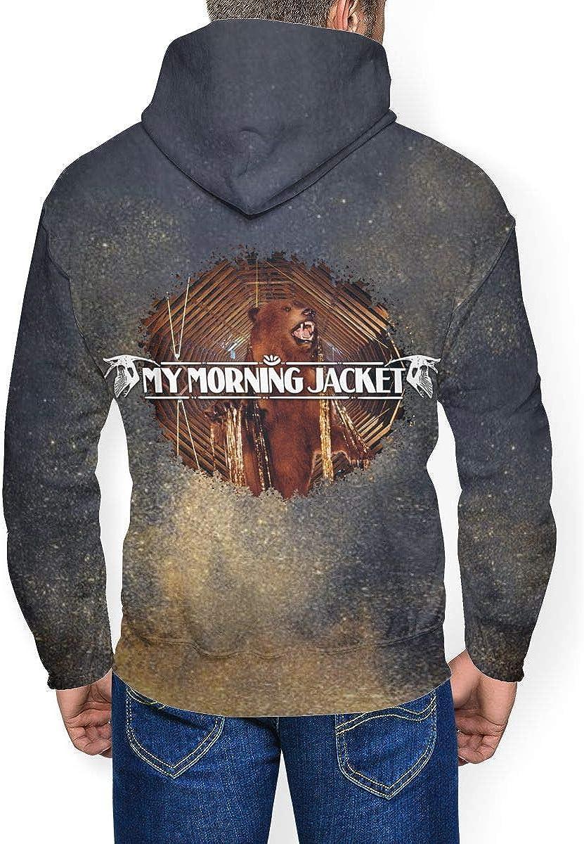 Sweatshirt Mens Hoodie Thicken Plus Velvet Hooded 3D Print Mans Sweater Hoody with Pocket