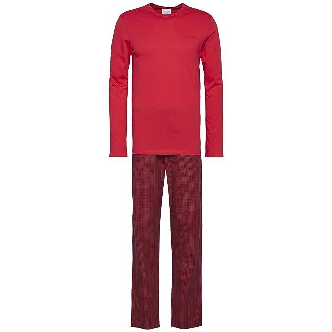 Calvin Klein - Pijama - para Hombre Rosso Medium
