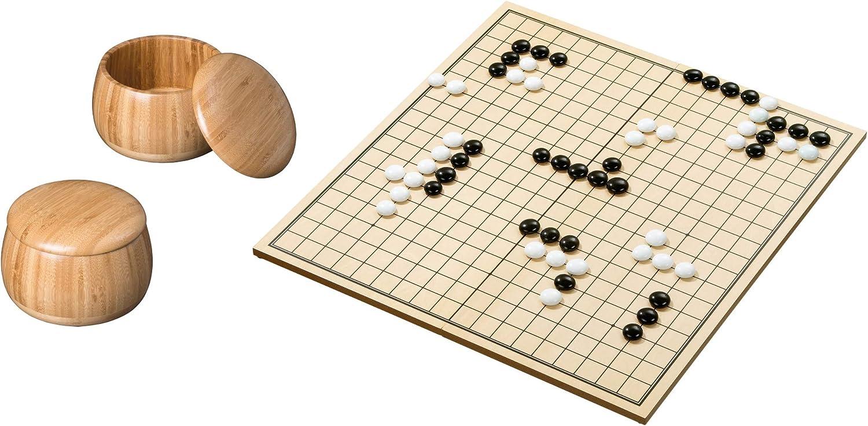 Philos 3220 Go & Go Bang - Juego de Estrategia (Instrucciones en alemán, 2 Jugadores): Amazon.es: Juguetes y juegos