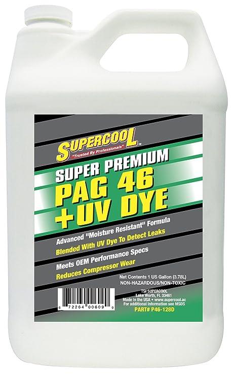 Amazon.com: TSI – SuperCool p46viscosity Plus – Aceite/U/V ...