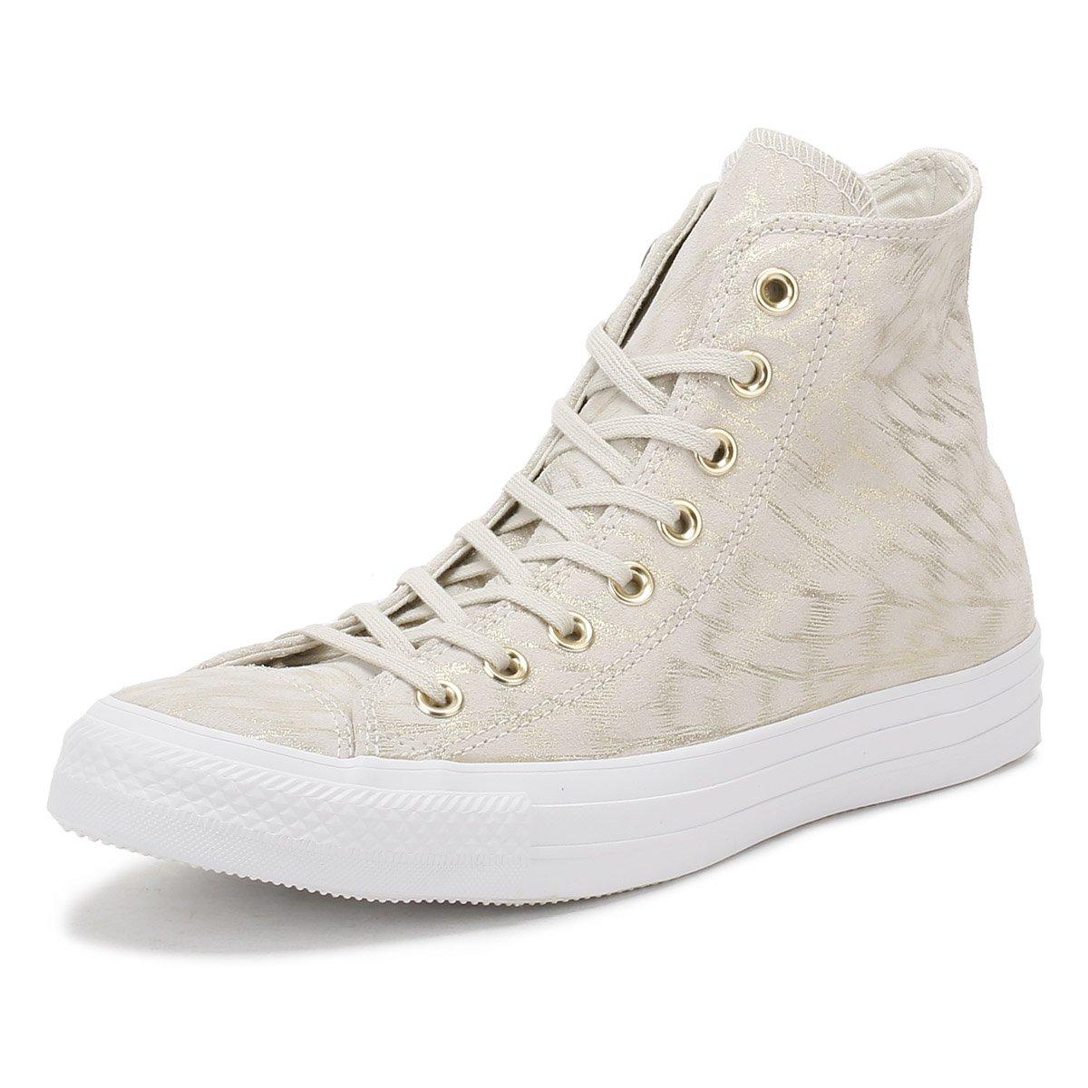 Converse All Star Hi Neutral Damen Sneaker Neutral Hi Natural 9a6ecc