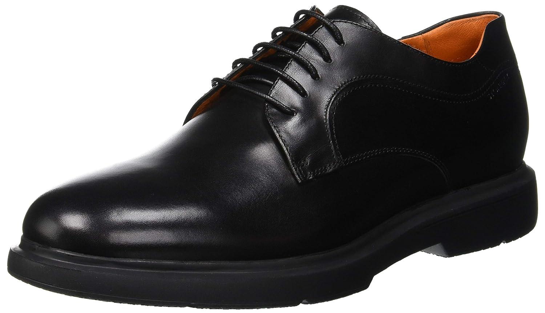 TALLA 40 EU. Stonefly Truman 1 Calf, Zapatos de Cordones Brogue para Hombre