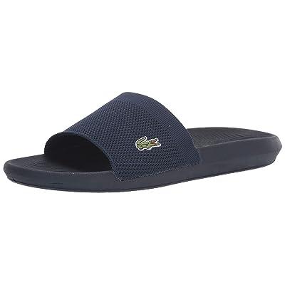 Lacoste Men's Croco Slide Sandal | Sport Sandals & Slides