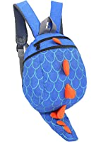 Zhuannian Toddler Kids Dinosaur Backpack with Leash