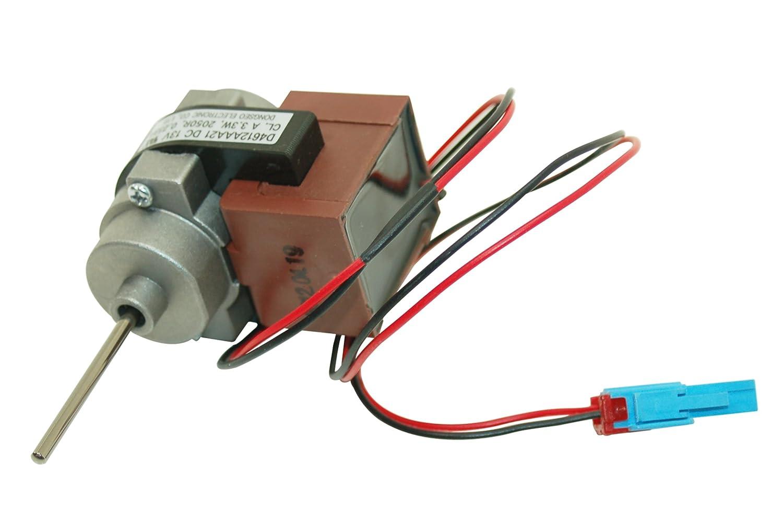 Motor de ventilación original, Daewoo, FRS-U20DC, FRS-U20DCB, para ...