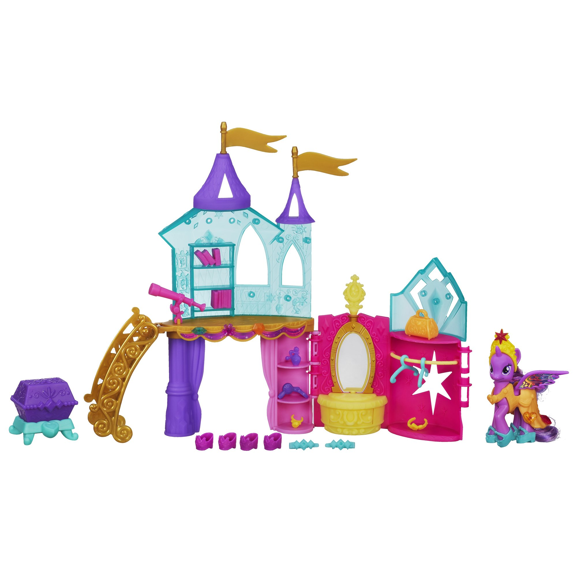 My Little Pony Crystal Suite Play Set