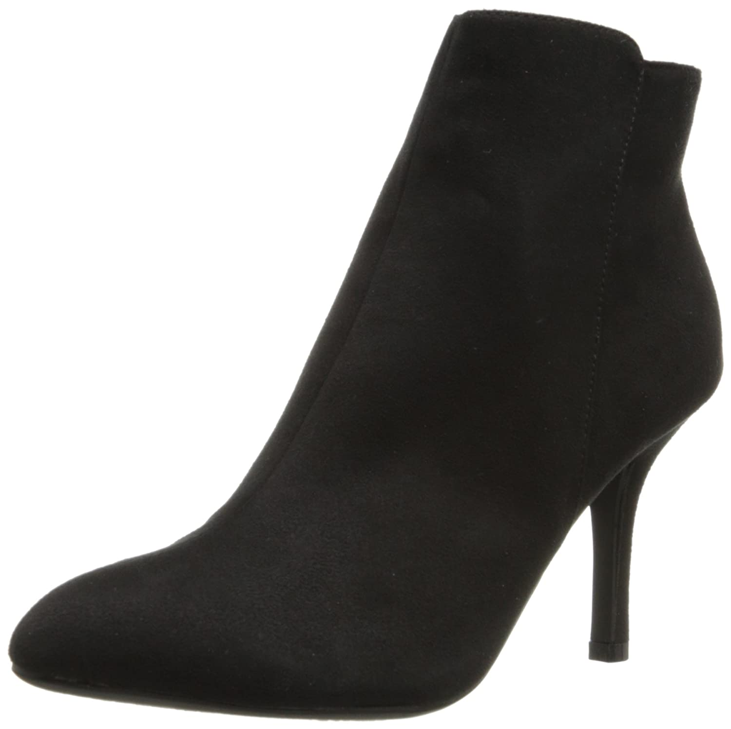 CL by Chinese Laundry Women's Sonesta Ankle Boot,Black Faux Suede,11 M US