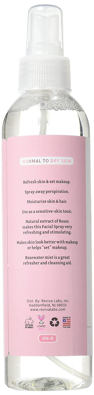 Amazon reviva labs rosewater facial spray 8 ounce facial amazon reviva labs rosewater facial spray 8 ounce facial sprays and mists beauty solutioingenieria Image collections