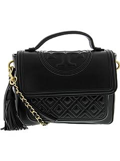 510039b583af Tory Burch Women s Block T Mini Top Handle Bag