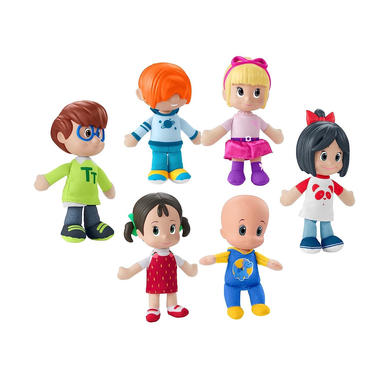 Amazon.es: Cleo Y Cuquin Superconjunto Muñecos, La Familia Telerín, (Mattel FNJ33): Juguetes y juegos