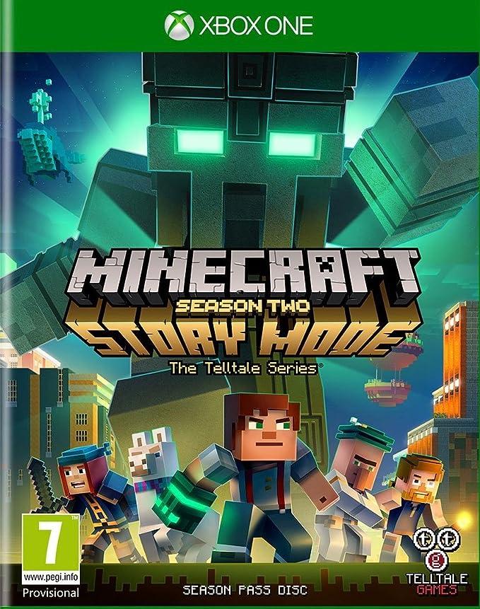 Minecraft: Story Mode Season 2: Amazon.es: Videojuegos