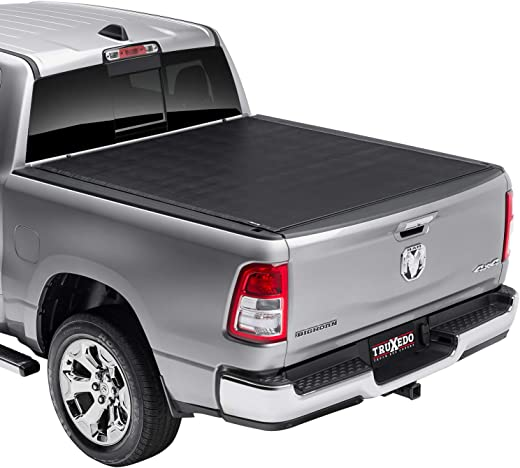 """TruXedo Sentry Hard Rolling Truck Bed Tonneau Cover   1547901   fits 12-18, 2019 Classic Ram 1500, 2500, 3500 w/RamBox 6'4"""" bed"""