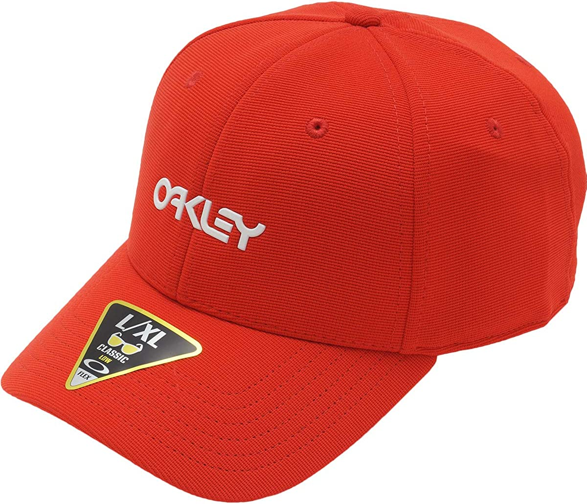 Oakley 6 Panel Hat Metallic