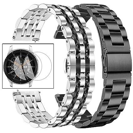 Amazon.com: Supoix - Correa de repuesto para reloj Samsung ...