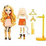 Rainbow High Poppy Rowan Fashion Doll