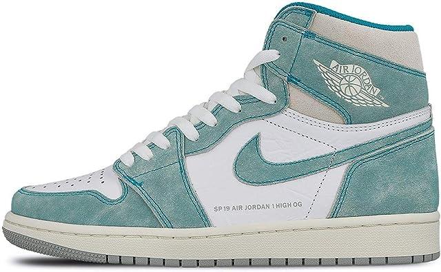 Activamente Manchuria este  Amazon.com | Nike Air Jordan Retro 1 High OG Men's Sneaker Shoes |  Basketball