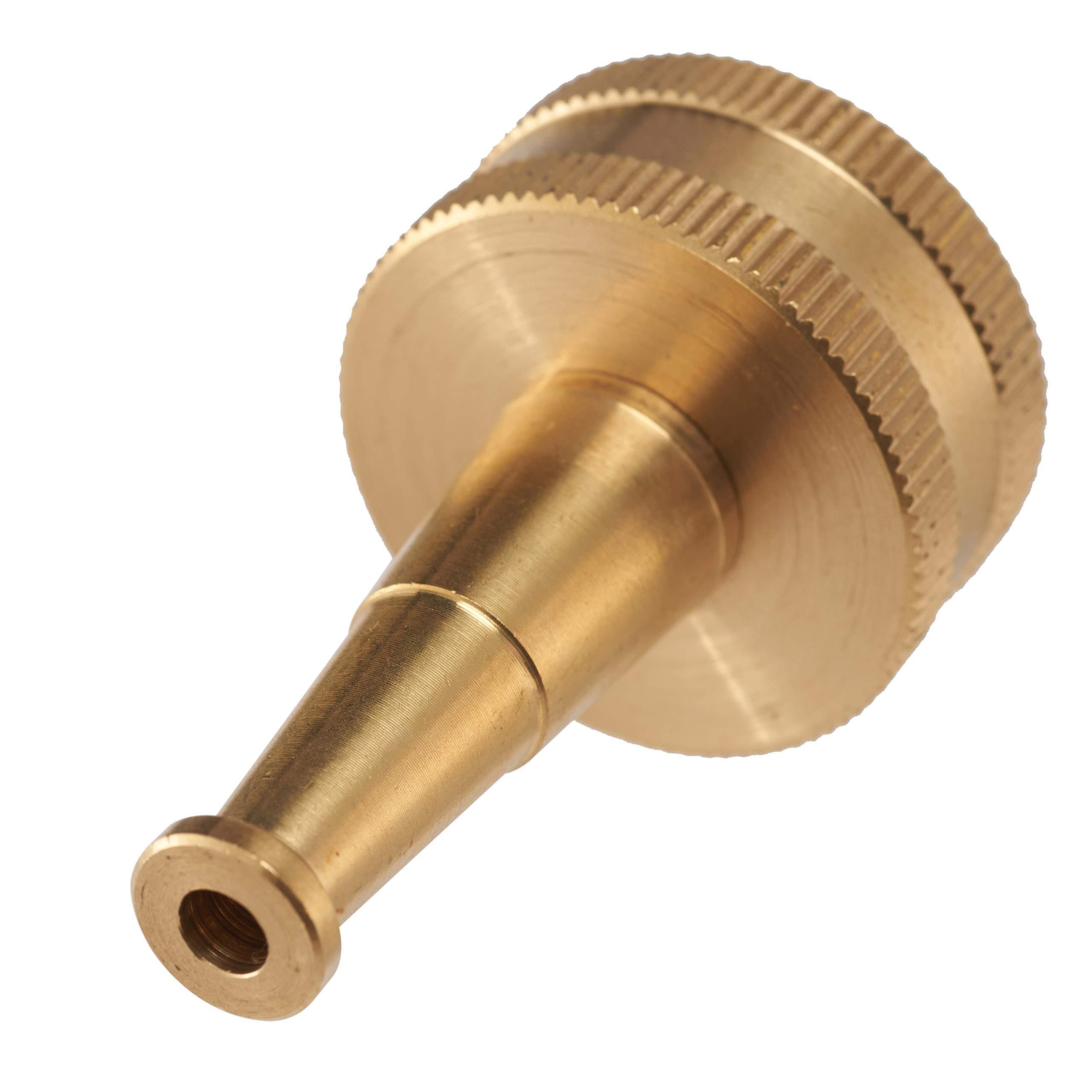 Dramm 22310 Heavy-Duty Brass Jet Wash Nozzle