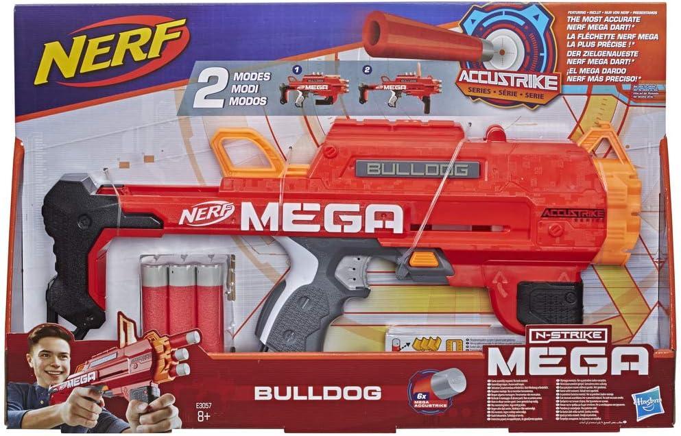 Nerf - Mega Bulldog (Hasbro E3057EU4)