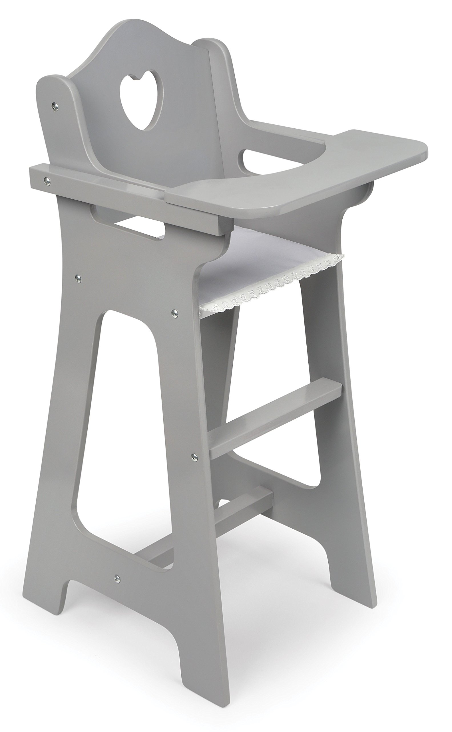 Badger Basket High Chair Executive Fits American Girl