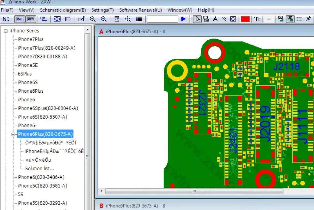 amazon com: ffs zxw dongle - phone repair diagnosis schematics software:  electronics
