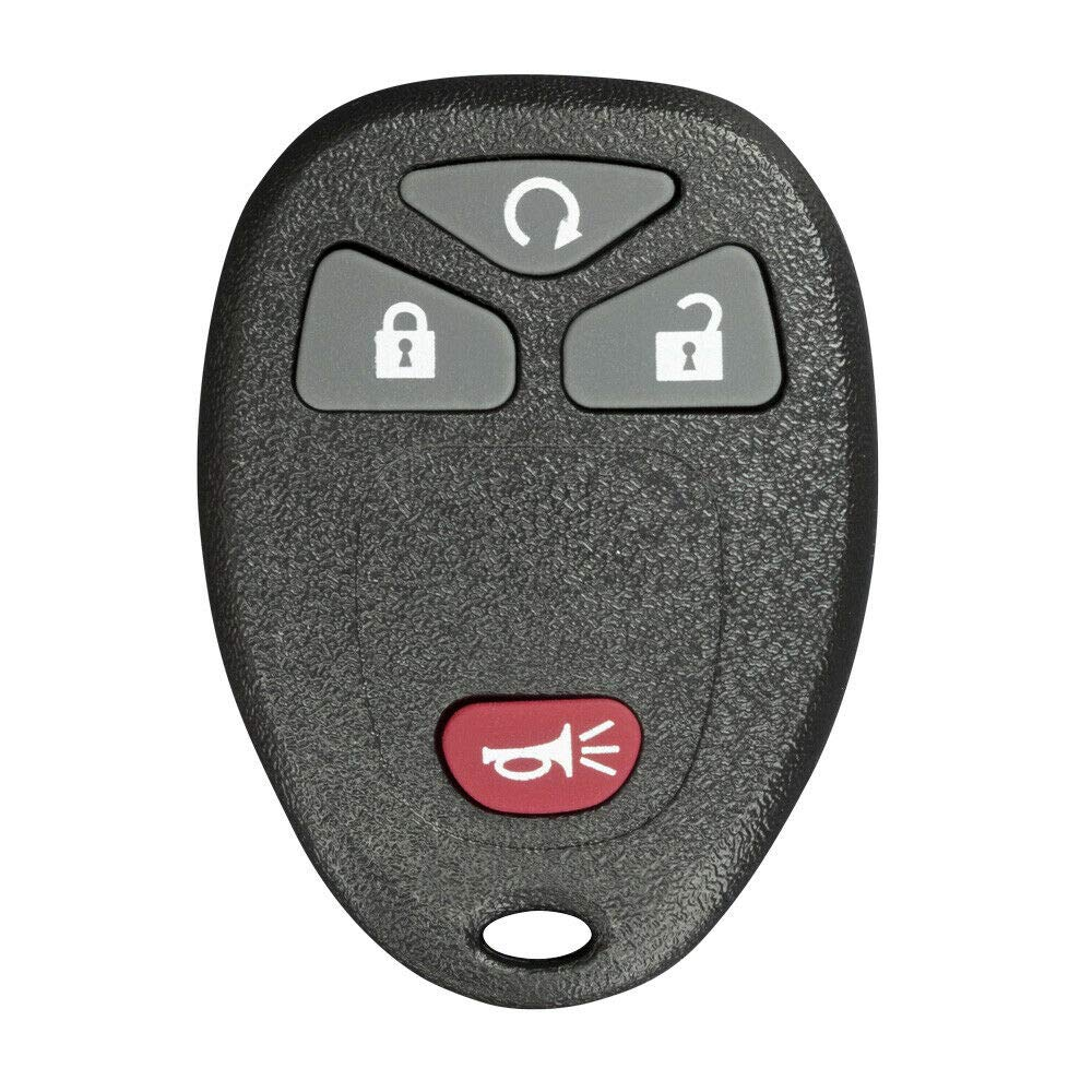 FikeyPro Remote Key Fob fits Chevrolet HHR Uplander Pontia Montana 15114374 KOBGT04A