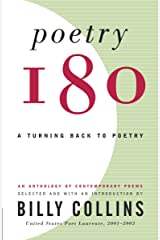 Poetry 180: A Turning Back to Poetry Paperback
