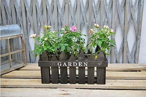 Ufficio Casa Legno : T fbw stand di fiori flower holder legno classico impianto