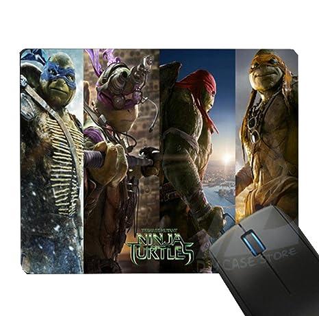 Amazon.com: Teenage Mutant Ninja Turtles Computer Mouse Pad ...