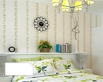 Hochwertig Hu0026M Wallpaper Dicker Pastoral Style Selbstklebendes Tapete 3D Stereo PVC  Wasserdichtes Wohnzimmer Restaurant TV Wand Schlafzimmer