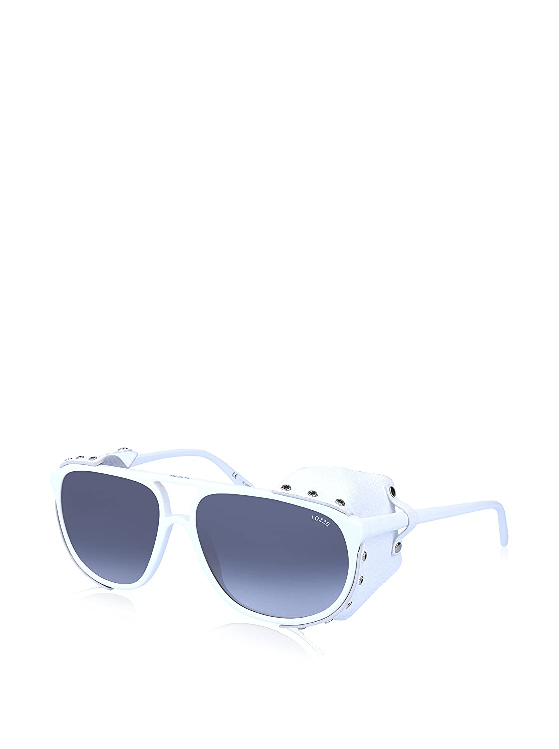 Lozza Gafas de Sol SL1827W (58 mm) Blanco: Amazon.es: Ropa y ...