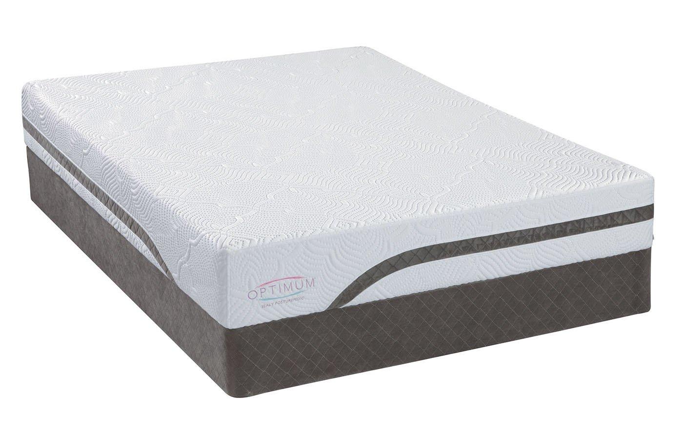latex plush Sealy mattress