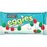 HERSHEY'S EGGIES Christmas & Holiday Chocolate Eggs, 227g
