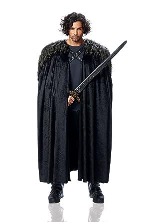 Amazon.com: Costume Culture Men\'s Big Medieval Cape Adult Deluxe ...